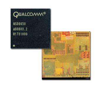 Ein Qualcomm Snapdragon Prozessor
