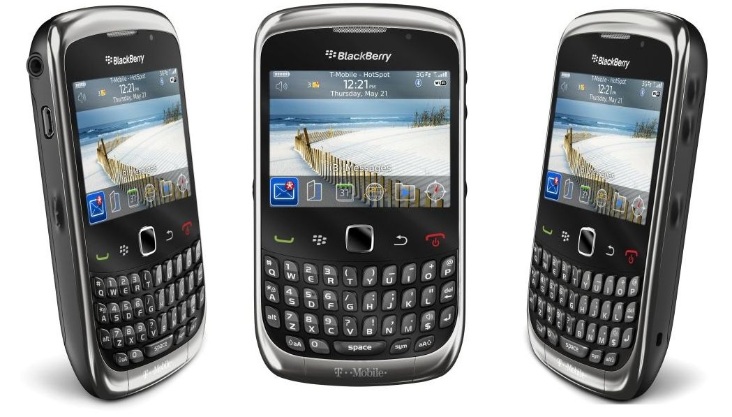Blackberry Curve 3G 9300 vorgestellt | maxwireless.de