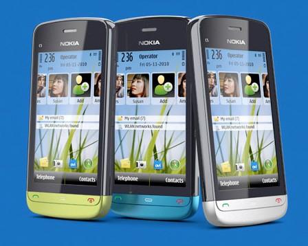 Nokia c5 mode emploi