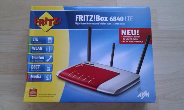 Test: AVM FRITZ!Box 6840 LTE