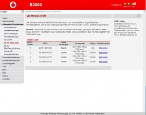 B2000 Multi-SSID