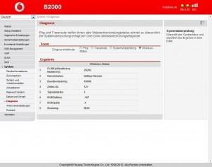 B2000 Wireless Diagnose
