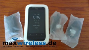 HTC One V Zubehör