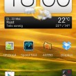 HTC One XL Homescreen