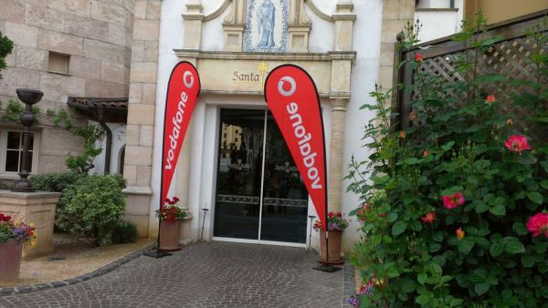 Vodafone & HTC Event im Europa Park. Bild: maxwireless.de