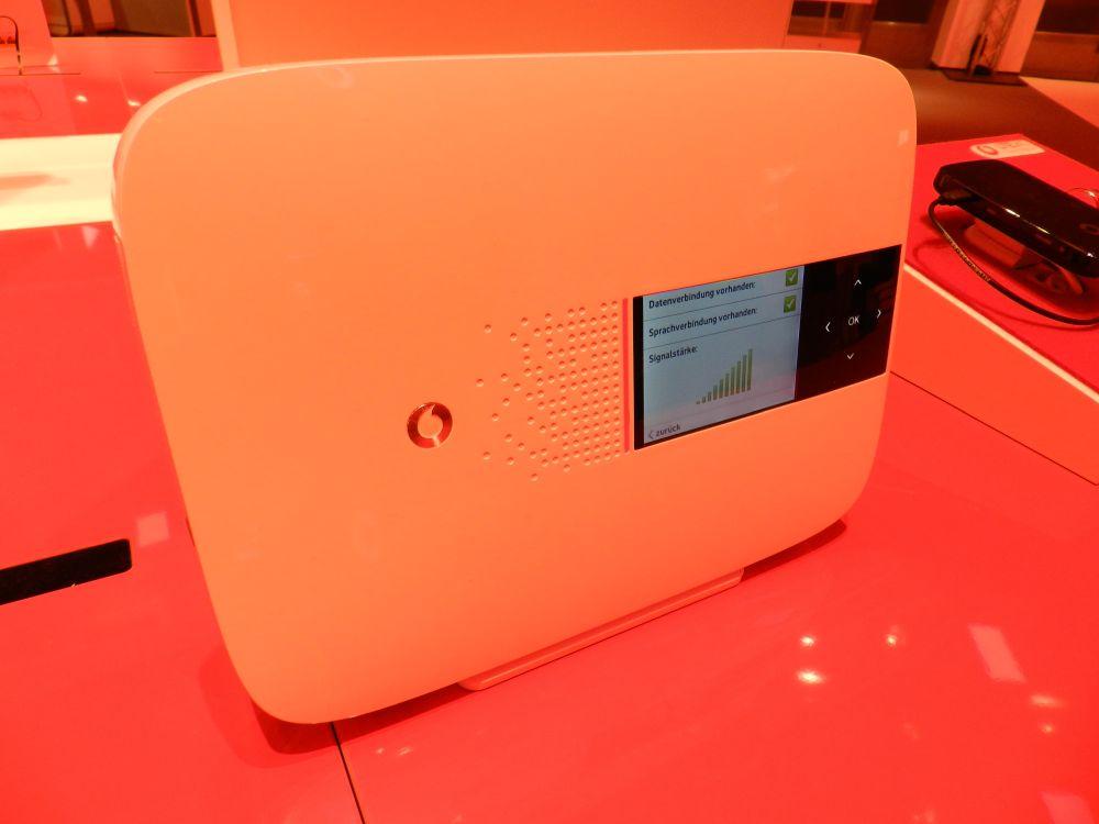 Vodafone Rücksendung Easybox