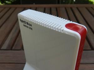 Lüftungsschlitze Fritzbox 6810