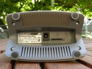 Unterseite AVM Fritzbox 6810