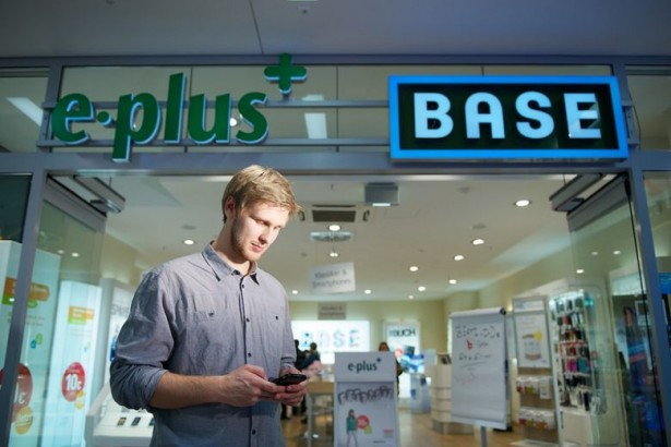 E-Plus Surfen Shop