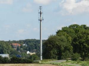 LTE Sendemast