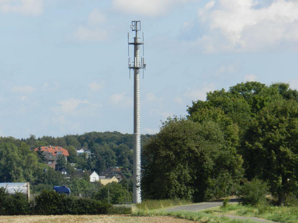 LTE Sendemast der Telekom. Bild: maxwireless.de