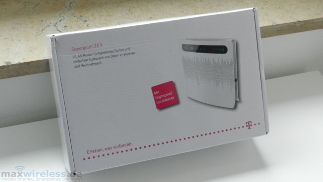 Telekom Speedport LTE II