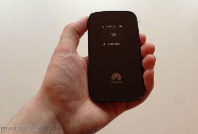 Huawei E589 LTE