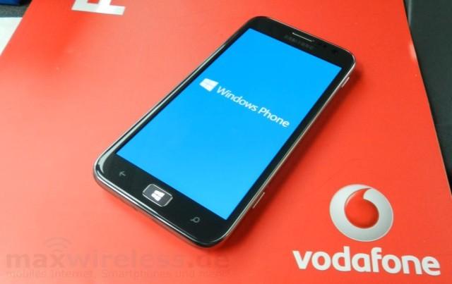 Vodafone ATIV S LTE