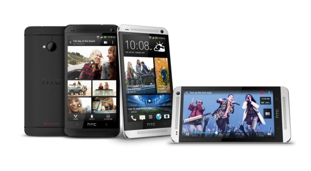 HTC One LTE-Smartphone