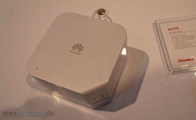 Huawei E5170 Router