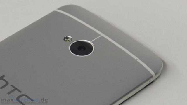 Kamera HTC One