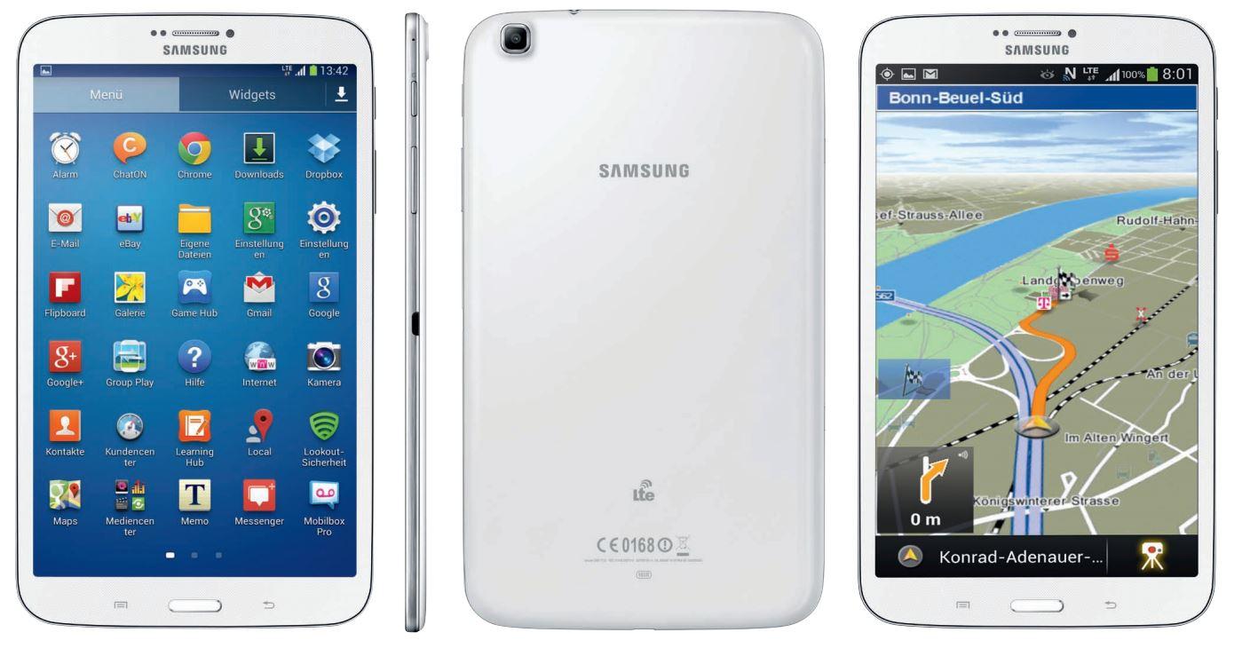 "[VENDO] Tablet Samsung Galaxy TAB 3 8"" 4G+WIFI Blanca (SM-T315)"