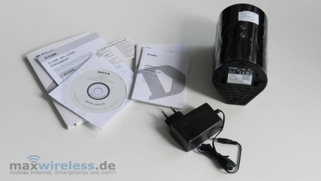 Lieferumfang DIR-850L