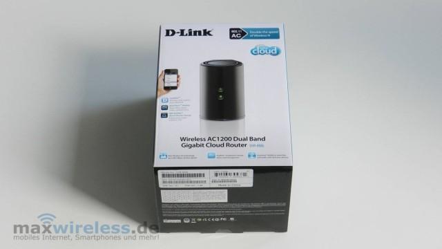 Verpackung DIR-850L