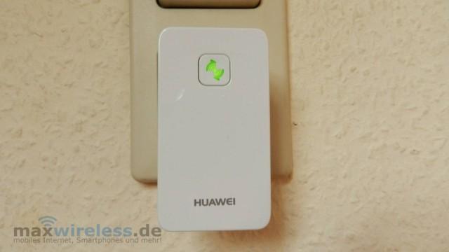 Huawei WS320 Betrieb