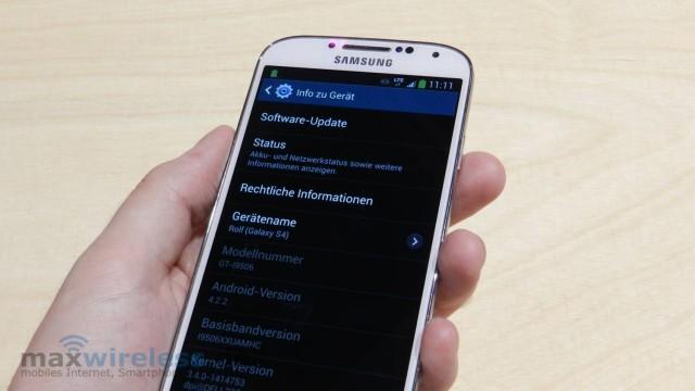 Samsung GT-I9506