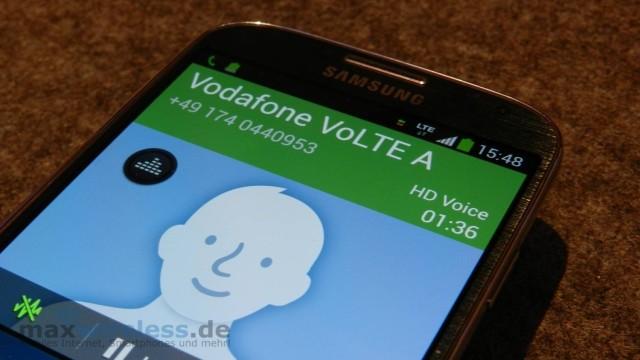 Samsung Galaxy S4 VoLTE