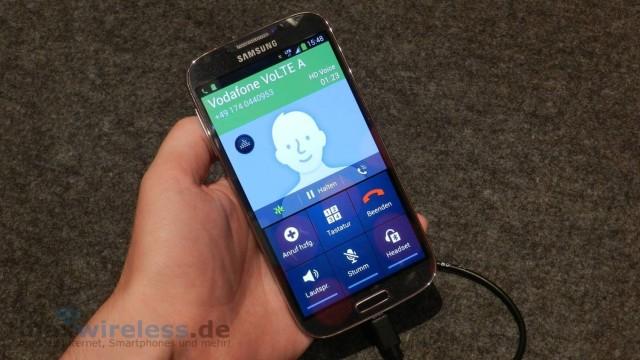 Samsung VoLTE Smartphone