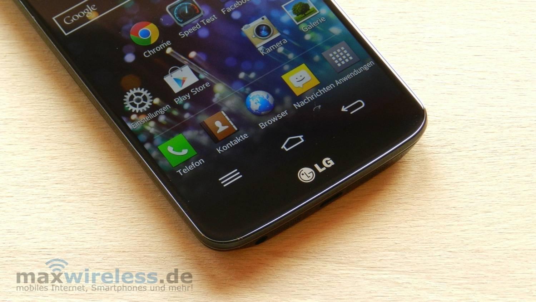 Test: LG G2 Smartphone | maxwireless.de