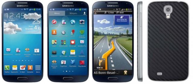 Galaxy S4 LTE Plus