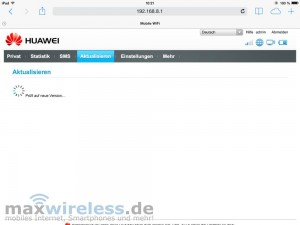 test huawei e5372 mobile wifi hotspot. Black Bedroom Furniture Sets. Home Design Ideas