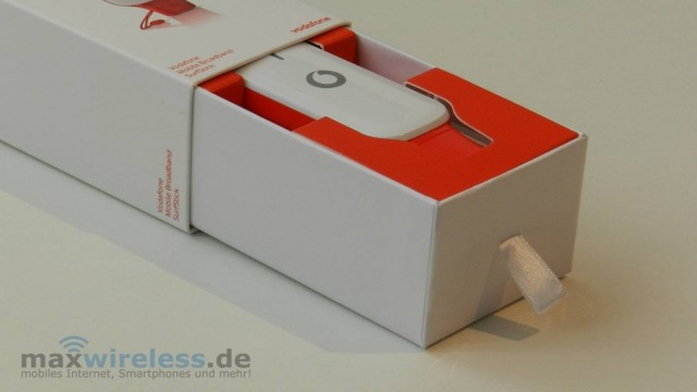 Verpackung Vodafone K5150