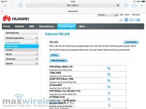 WLAN Netzwerke