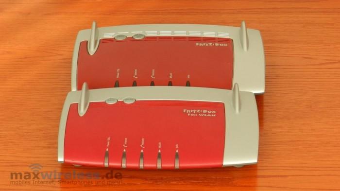 Vergleich Fritzbox 7390 und 7490