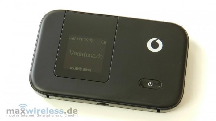 Der Vodafone R215 hinterlässt im Test einen guten Eindruck.
