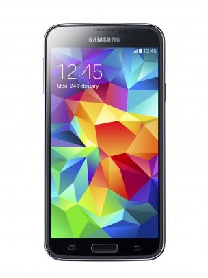 Galaxy S5 schwarz