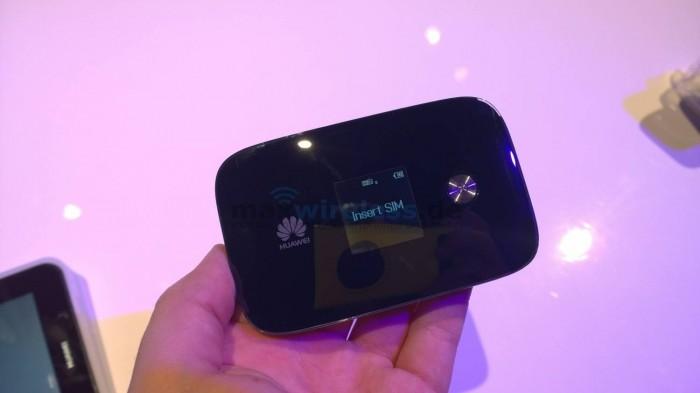 Huawei E5768 LTE MiFi