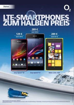 o2-LTE-Smartphones