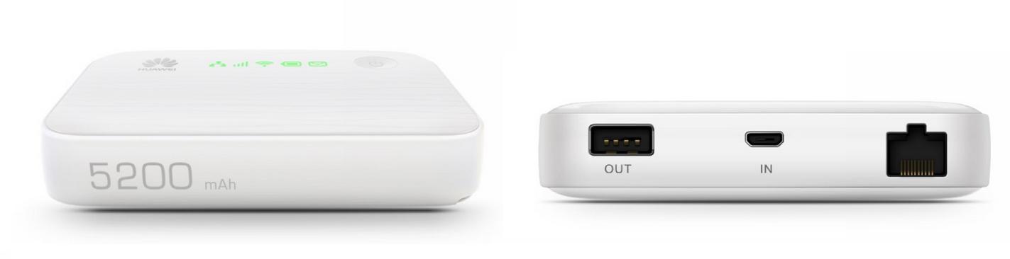 Huawei E5730: MiFi-Router mit LAN-Anschluss | maxwireless.de