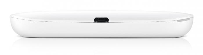 Die Rückseite des Huawei E5330 kann entfernt werden.