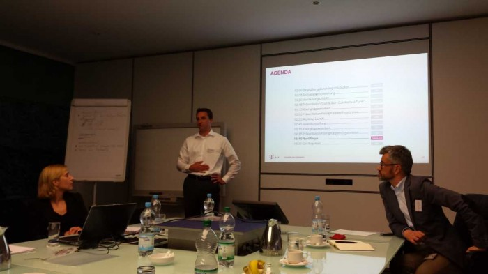 Telekom LTE Workshop