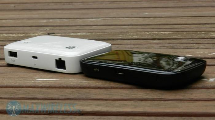 Vergleich mit dem beliebten Huawei E5776 (1/2)