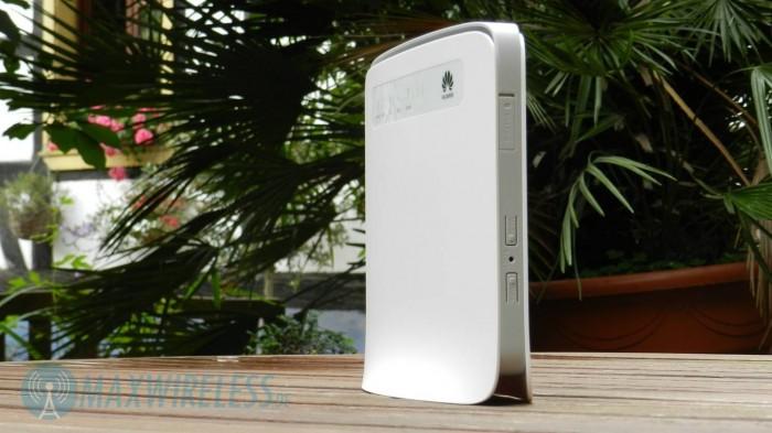 Huawei E5186 Seite