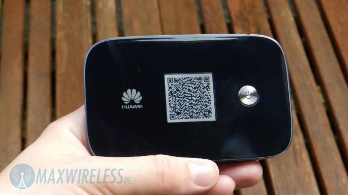 Huawei E5786 QR Code