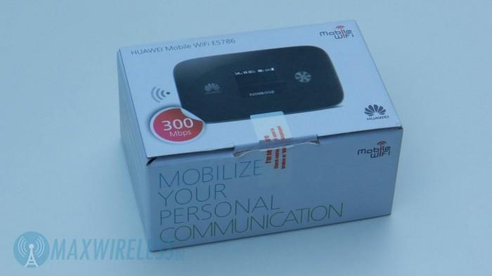 Huawei E5786 Verpackung