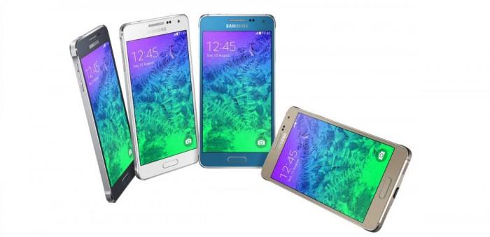 Das Samsung Galaxy Alpha ist eines der ersten Smartphones mit LTE Cat6