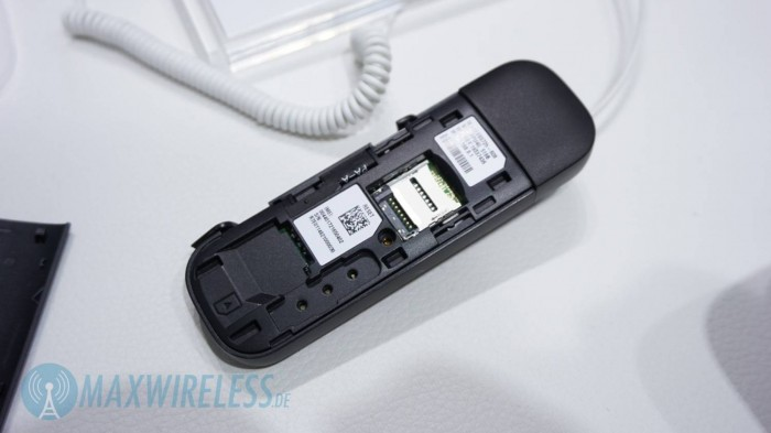 Huawei E8372 offen