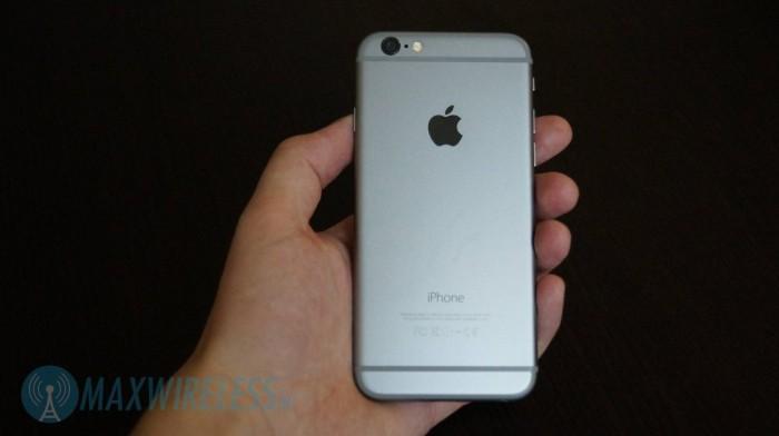 iPhone 6 Rueckseite