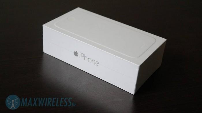 iPhone 6 Verpackung