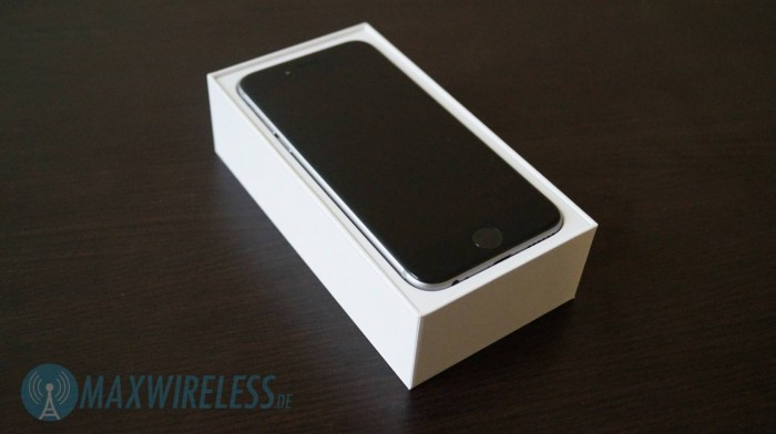iPhone 6 in Packung